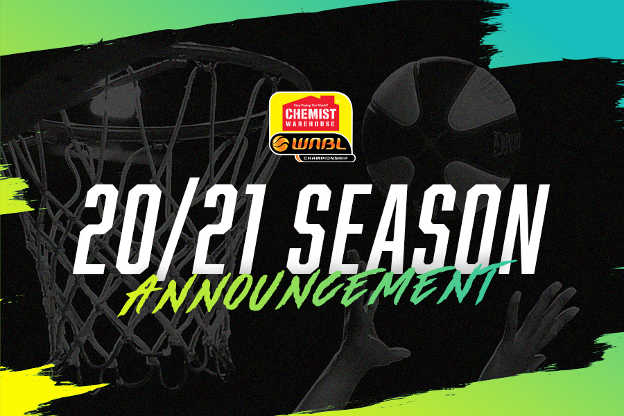 20/21 Season Announcement graphic